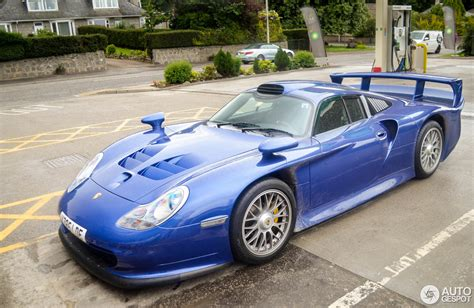 Motor Porsche 996 by Porsche 996 Gt1 9 July 2016 Autogespot