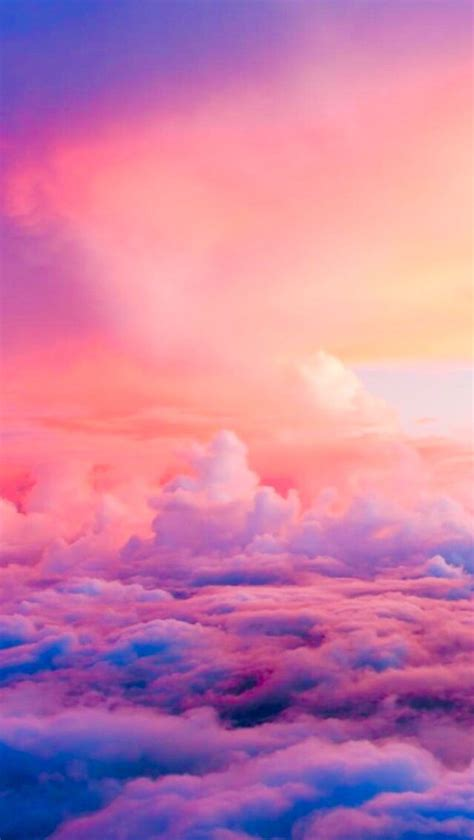 wallpaper pink sky iphone wallpaper pink sky image 3108777 by maria d on