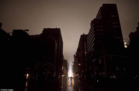 Light Outage by Disaster New York New York Goes 6 Million Without Power Kuala Lumpur Post