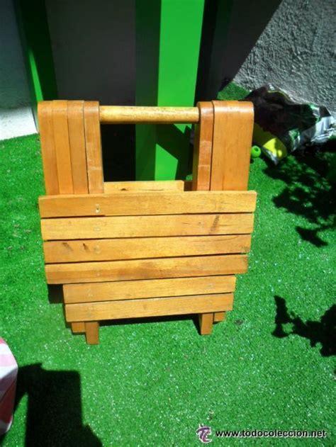 banquetas plegables silla 242 banqueta plegable en madera antigua comprar