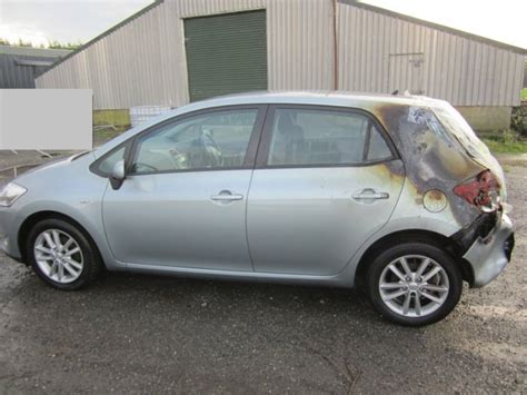 Toyota Auris 2009 Price 2009 Toyota Auris For Sale In Drogheda Meath From Philip76