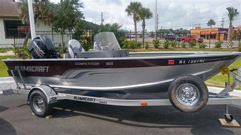 alumacraft boat console alumacraft center console boats for sale boats