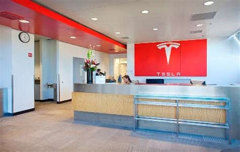 Tesla Motors Office Tesla May Sue State Of Michigan Right To Sell Direct