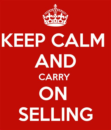 Demetria Continues To Try And Sell Us On The Roger Bobb   keep calm and carry on selling poster neil robinson