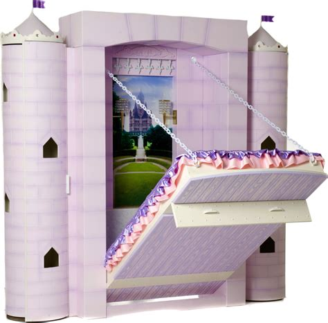 girls princess bed princess bed castle bed for girl s bedroom