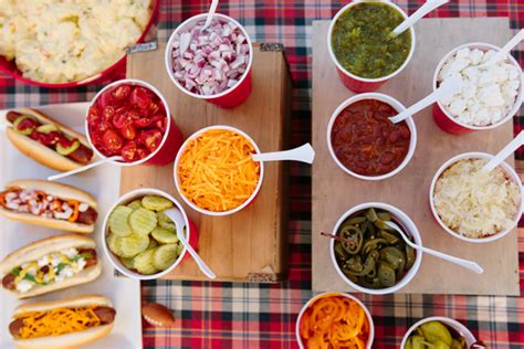 Bar Toppings by How To Put Together A Topnotch Toppings Bar Evite