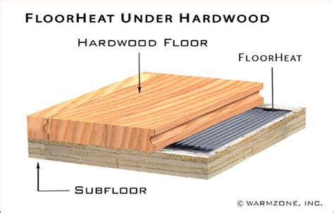 floor heating hardwood best heated floors illustrations of radiant heat systems