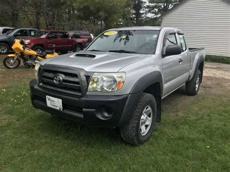 2009 Toyota Tacoma For Sale 2009 Toyota Tacoma 4 Cylinder For Sale 58 Used Cars From