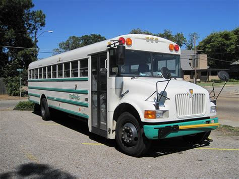 used church buses