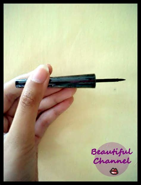 Eyeliner Viva Liquid beautiful channel review viva shape liquid eye liner