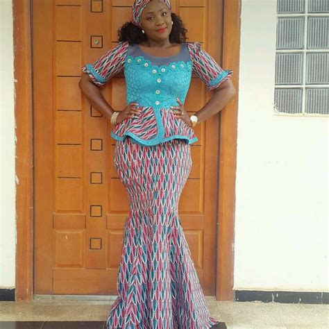 latest fashion skirt and blouse ankara styles 2018 ankara styles for big ladies ankara long gown