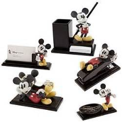 Disney Desk Accessories Disney Color Mickey Mouse Desk Set 5 Pc Disney Store Polyvore