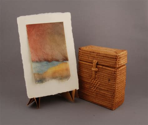 How To Make A Paper Easel - easels and origami on