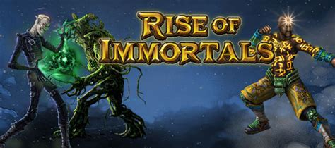 Kaos Bullet For My 02 rise of immortals presenta a kaos zona mmorpg
