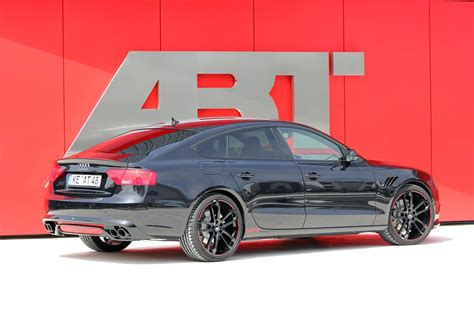 Audi A5 Sportback Tuning by Audi A5 Sportback Abt Tuning Wallpaper 1600x1067