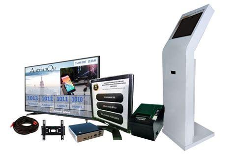 Mesin Antrian Pasien fungsi mesin antrian untuk rumah sakit kios barcode