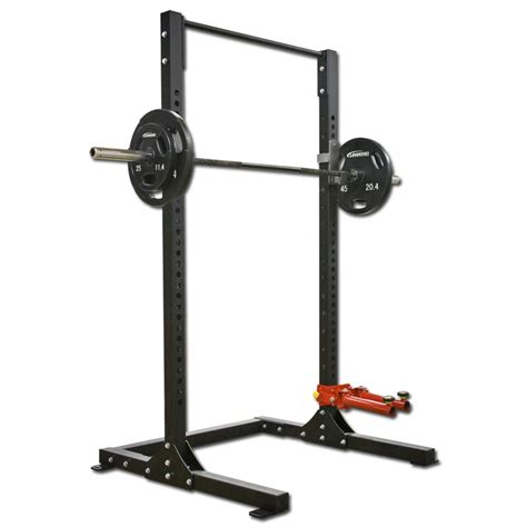 Rack Squat by Legend 3904 Continuum Quarter Cage Squat Rack