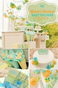 neutral baby shower decorations green and yellow baby shower decorations peanut elephant baby shower spaceships and