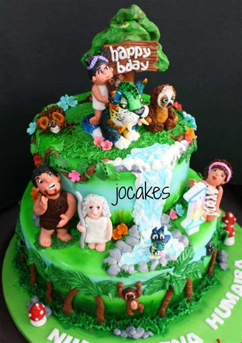 croods cake jocakes