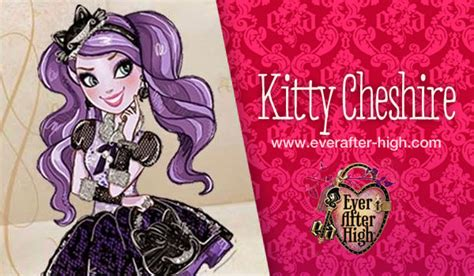 imagenes de kitty ever after high kitty cheshire character ever after high
