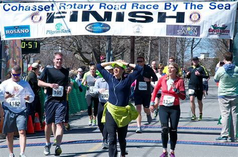 By The Sea Cohasset Road Race | 2015 cohasset rotary road race by the sea 10k cohasset