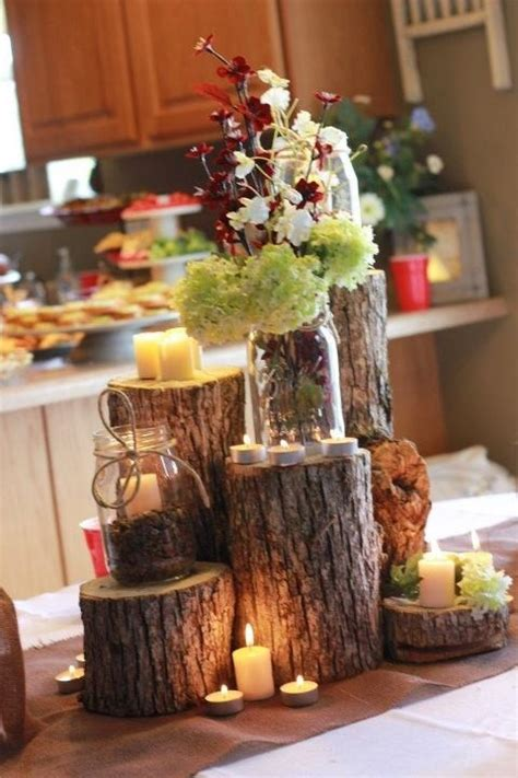 Wedding Log by Rustic Logs For Wedding Aisle Runner Table Quote Only