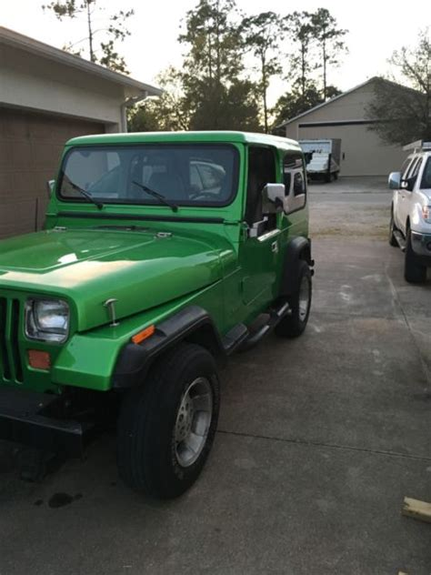 jeep custom paint yj jeep custom paint for sale jeep wrangler 1992 for