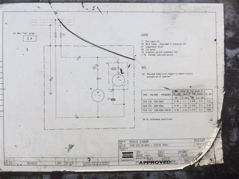 atlas copco compressor wiring diagram atlas copco air