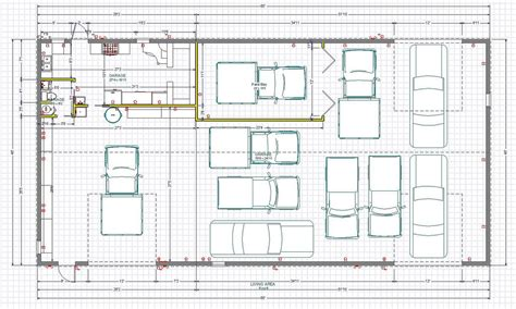 layout of car workshop car garage workshop layout motordb home building plans