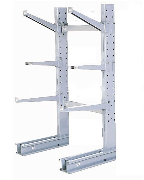 series1000 medium duty cantilever rack low cost bar
