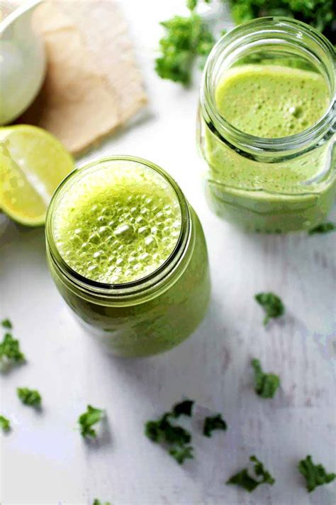 Detox Green Smoothie Without Banana by Green Smoothie Without Banana