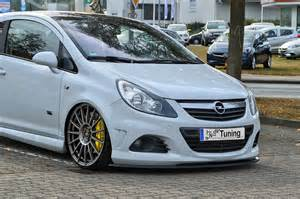 Opel Opc Ingo Noak Custom Splitters Match Every Skoda Rs And Opel