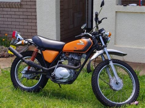 Honda Xl175 by Shannons Club