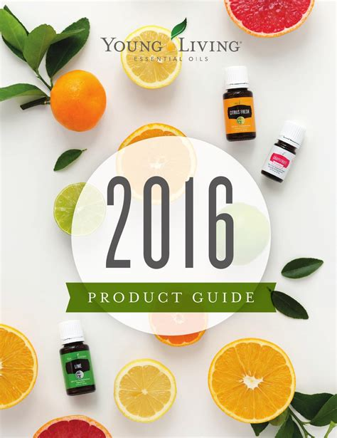 Singapore Product Guide 2016 product guide v 1 by living essential oils issuu