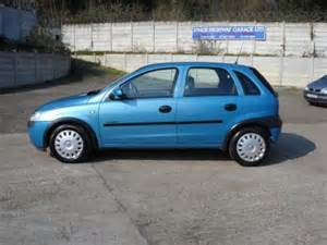 Vauxhall Corsa Comfort 2001 Vauxhall Corsa Picture Vauxhall Corsa 2001 Comfort 16v