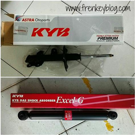 Shockbreaker Shockabsorber Vios Belakang Gas harga shock absorber kayaba avanza di shop and drive