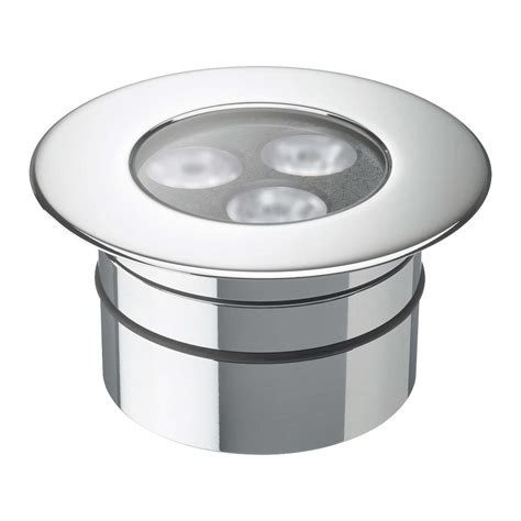 Lu Philips Outdoor bbd420 12xled hb bl 12v 10 hilux recessed philips