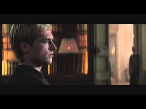 mockingjay part 1 deleted scene peeta and snow chat the hunger games mockingjay part 1 deleted scene peeta