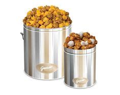 Garrett Popcorn Buttery Quart Tin 1000 images about brightin the holidays this season on