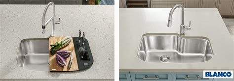 How To Choose A Kitchen Sink How To A Model From Blanco Kitchen Sinks Theydesign Net Theydesign Net