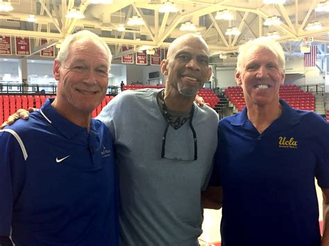 becoming kareem growing up on and the court books ucla legends swen nater kareem abdul jabbar and bill