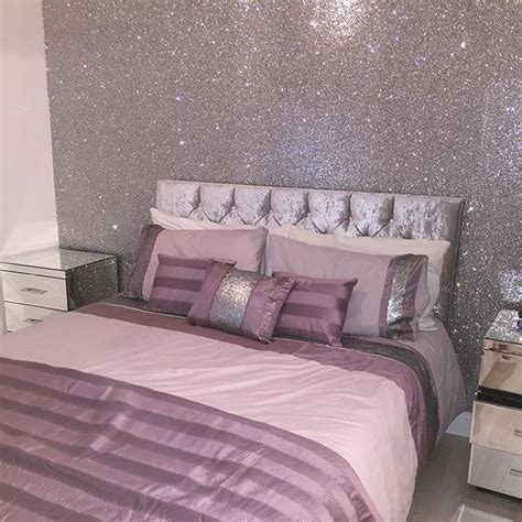 glitter wallpaper blackburn top interior design trends what s in for 2018 quarto