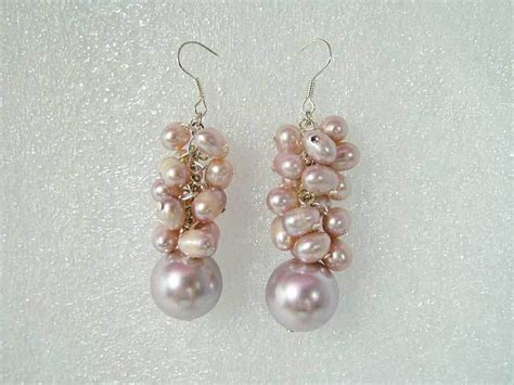 Pearl Handmade Jewelry - china handmade jewelry fashion pearl earring jdea 6005