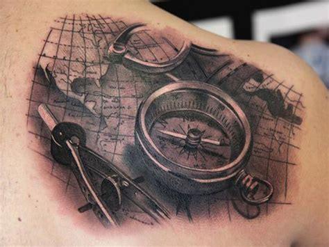 compass tattoo ellenbogen татуировка компас значение эскизы тату и фото