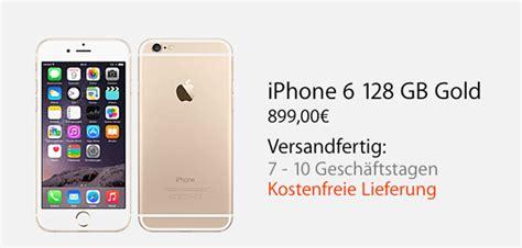 wann wird iphone 6 günstiger will wohl keiner iphone 6 gold 128 gb