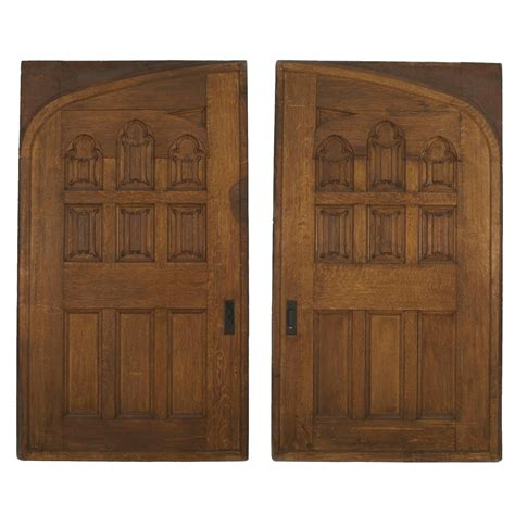 pocket doors for sale pair of revival oak pocket doors for sale at 1stdibs