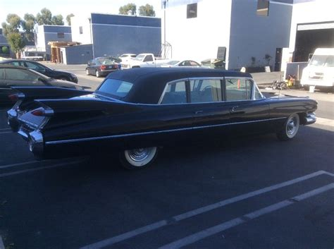 cadillac series 75 for sale 1959 cadillac fleetwood series 75 limousine for sale