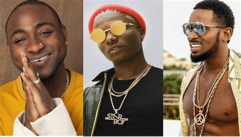top 10 richest musicians in nigeria and their net worth 2018 wizkid davido battle it out for