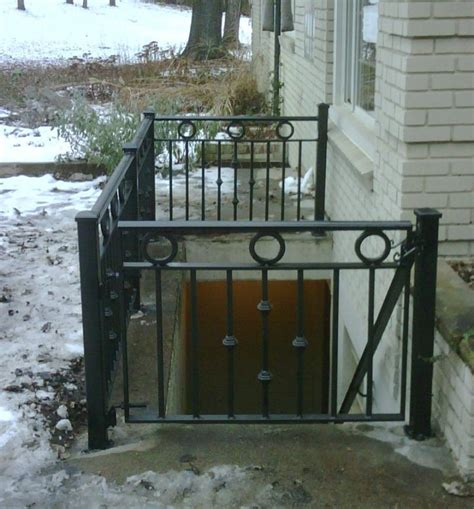 railings for stairs exterior exterior railing gate