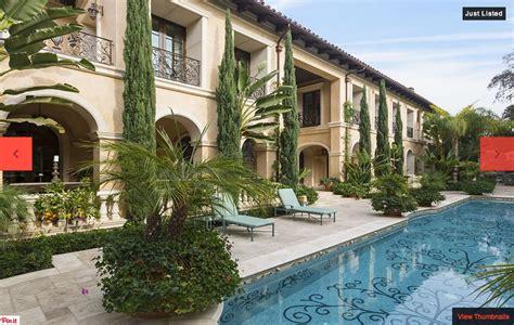 mediterranean style homes california coast mega 55 million newly listed mediterranean mega mansion in